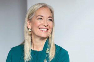 Photo de la leader Geneviève fortier