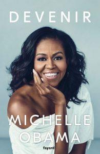 Couverture du livre de Michelle Obama