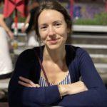 auteure émilie Laperrière souriante