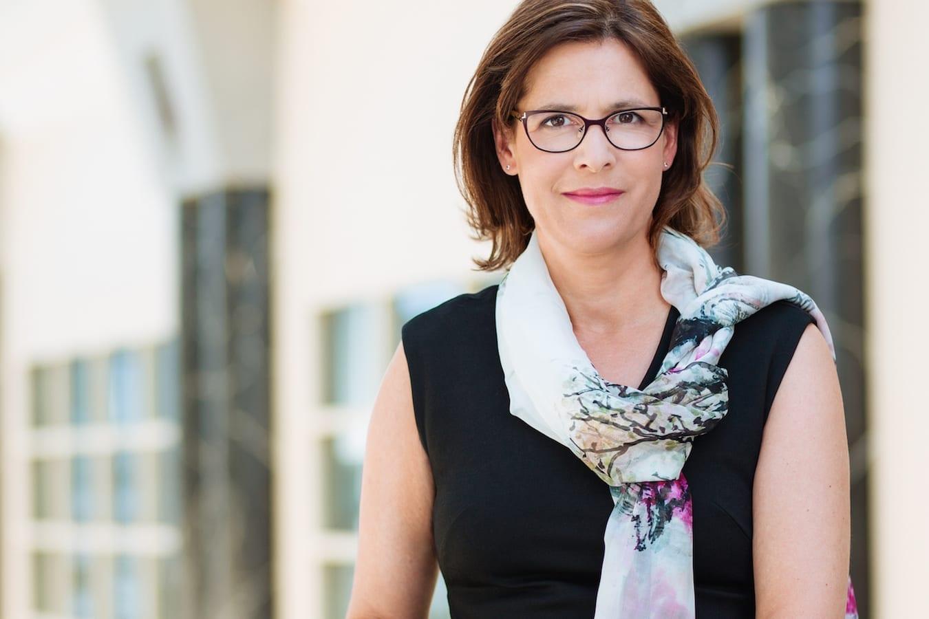 Sophie D'Amours : « Mon succès repose sur ma mission personnelle »
