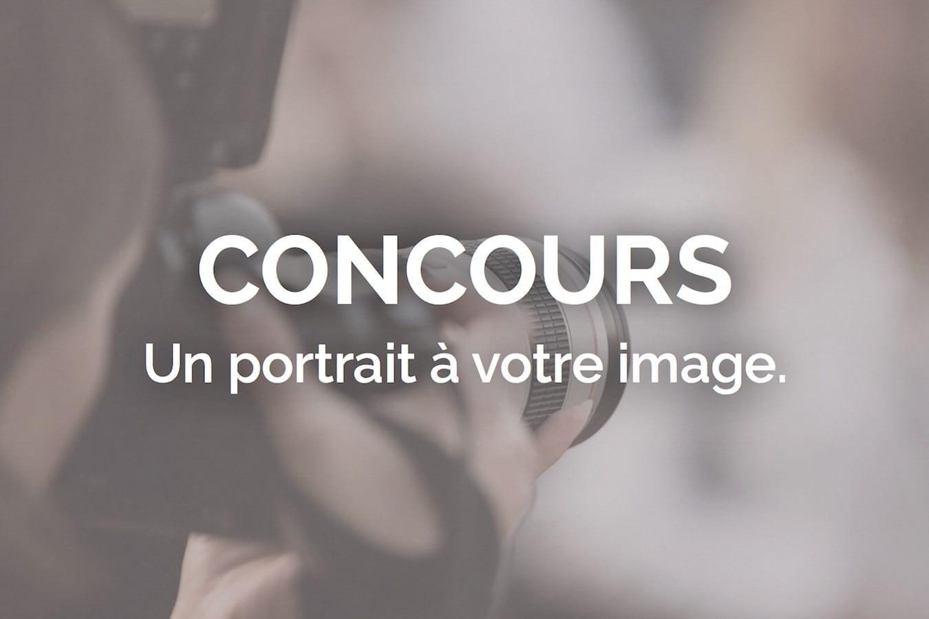Concours: un portrait à votre image