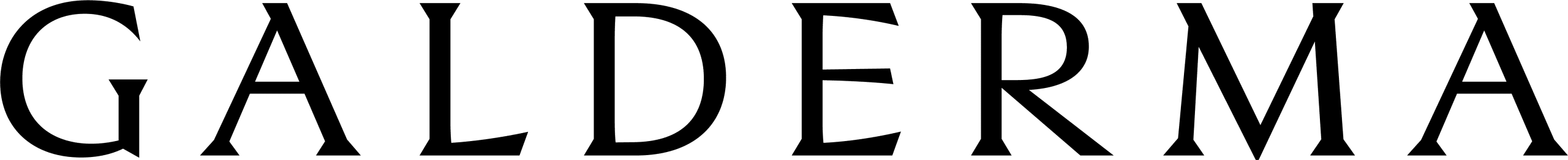 Logo de Galderma.