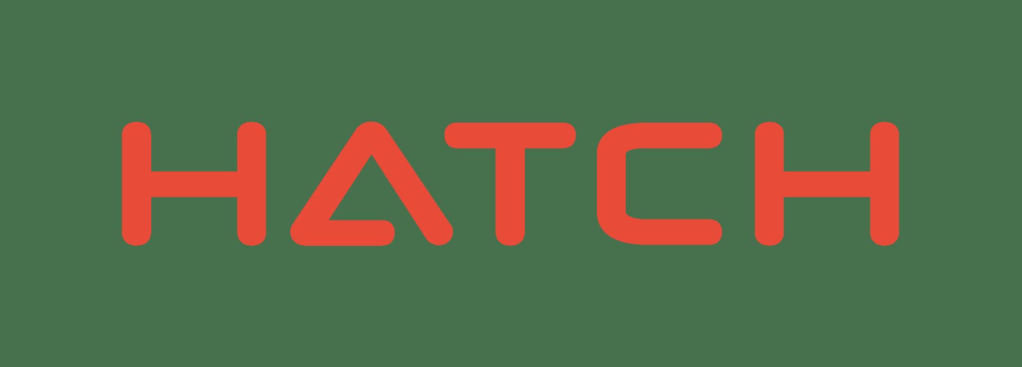 Logo hatch.