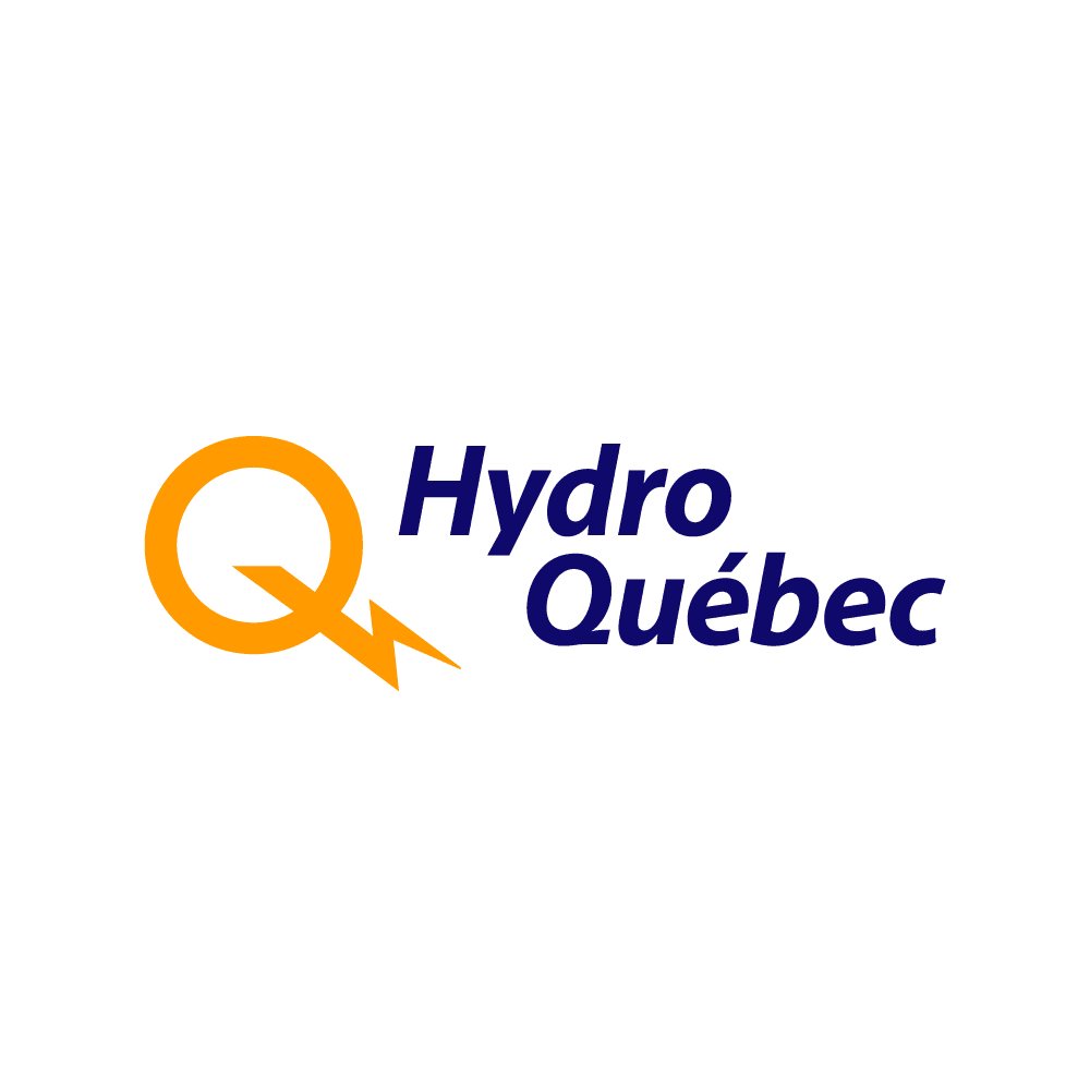 Logo d'Hydro Québec.