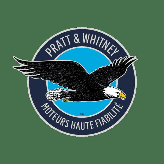 Logo de Pratt Whitney Canada.