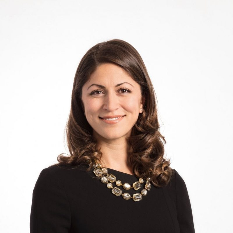 Leader Olga Farman