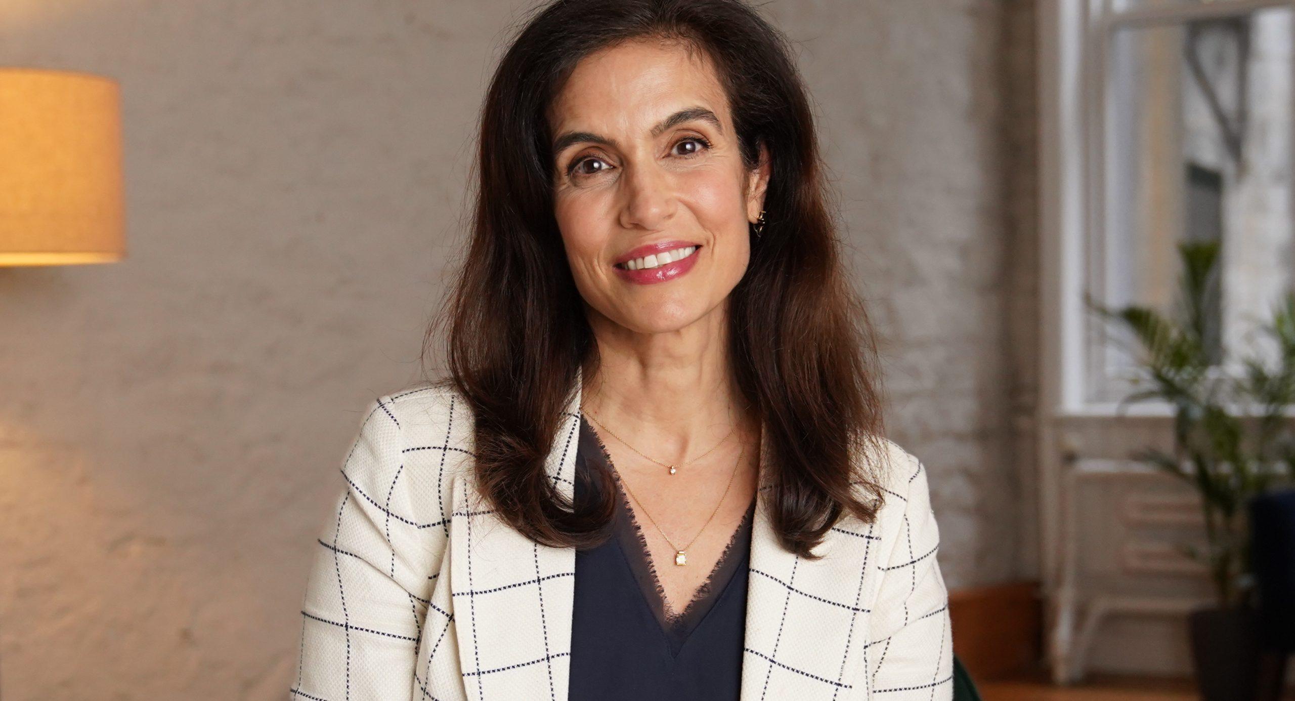 Helen Antoniou : une coach parmi les leaders
